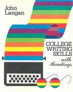 College Writing Skills with Readings - LANGAN, JOHN