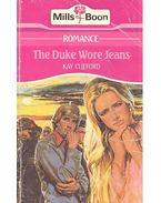 The Duke Wore Jeans - CLIFFORD, KAY