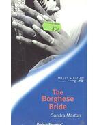 The Borghese Bride - Marton, Sandra