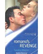 Romano's Revenge - Marton, Sandra