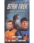 Star Trek – First Frontier - CAREY, DIANE – KIRKLAND, JAMES I.
