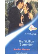 The Sicilian Surrender - Marton, Sandra