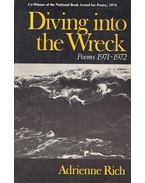 Diving into the Wreck – Poems 1971-1972 - RICH, ADRIENE