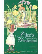Oxford Bookworms 2 – Alice's Adventures in Wonderland - Lewis Carroll