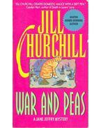 War and Peas - CHURCHILL, JILL