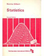 Statistics - GILBERT, NORMA
