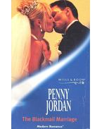 The Blackmail Marriage - Jordan, Penny