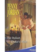 The Italin Duke's Wife - Jordan, Penny