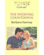The Wedding Countdown - Hannay, Barbara