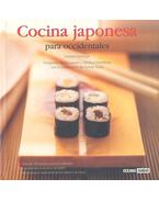 Cocina japonesa para occidentale - DOMINGO, CARMEN