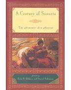 A Century of Sonnets – The Romantic-Era Revival - FELDMAN, PAULA R, - ROBINSON, DANIEL (editor)