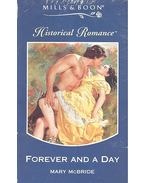 Forever and a Day - McBRIDE, MARY