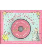 Angelina and the Princess – Book and CD - HOLABIRD, KATHARINE – CRAIG, HELEN