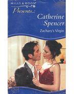 Zachary's Virgin - Spencer, Catherine