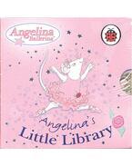 Angelina Ballerina – Angelina's Little Library - HOLABIRD, KATHARINE – CRAIG, HELEN