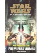 Les apprentis Jedi 1 – Premières armes - Wolverton, Dave