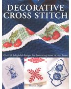 Decorative Cross Stitch - DIAZ, MARIA