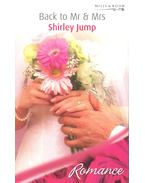 Back to Mr and Mrs - JUMP, SHIRLEY