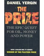 The Prize – The Epic Quest for Oil, Money and Power - YERGIN, DANIEL