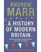 History of Modern Britain - MARR, ANDREW