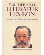 Literatur Lexikon – Autoren und Werke deutscher Sprache - KILLY, WALTHER