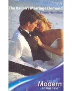 The Italian's Marriage Demand - Hamilton, Diana