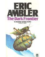 The Dark Frontier - Ambler, Eric