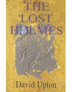 The Lost Holmes - UPTON, DAVID