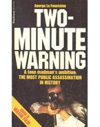 Two-Minute Warnings - LA FOUNTAINE, GEORGE