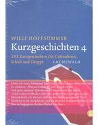 233 Kurzgeschichten für Gottendienst - HOFFSÜMMER, WILLI