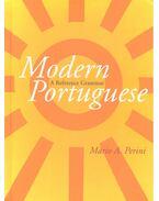 Modern Portugese – A Reference Grammar - PERINI, MARIO A.