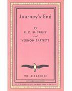 Journey's End - SHERRIFF, R.C. - BARTLETT, VERNON