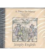 A Story So Merry – Simply English - ROUSE, ANDREW C, - FENYVESI, BÉLA