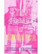 Trout Fishing in America - Brautigan, Richard