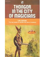 Thongor in the City of Magicians - Carter,Lin