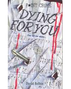 Dying for You - DELBIN, DAVID