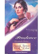 Prudence - BAILEY, ELIZABETH
