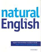 Upper-Intermediate Teacher's Book - GAIRNS, RUTH – REDMAN, STUART