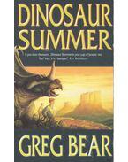 Dinosaur Summer - Bear, Greg