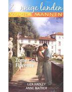 Zomer in Florence – Schelpen en zandkastelen; Verboden wensen - HADLEY, LIZA – MATHER, ANNE