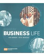 English for Business Life – Pre-Intermediate - BADGER, IAN – MENZIES, PETE