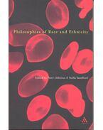 Philosophies of Race and Ethnicity - OSBORNE, PETER – SANDFORD, STELLA (edt)