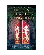 Hidden Treasures of England - A Guide to the Country's Best-Kept Secrets - McNAY, MICHAEL