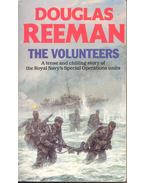 The Volunteers - Reeman, Douglas