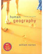 Human Geography - NORTON, WILLIAM