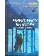 Emergency Reunion - Gordon, Abigail