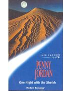 One Night with the Sheikh - Jordan, Penny