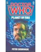 Planet of Fire - GRIMWADE, PETER