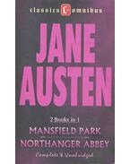 Mansfield Park, Northanger Abbey - AUSTEN, JEAN