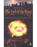 Reading the Lord of the Rings - EAGLESTONE, ROBERT